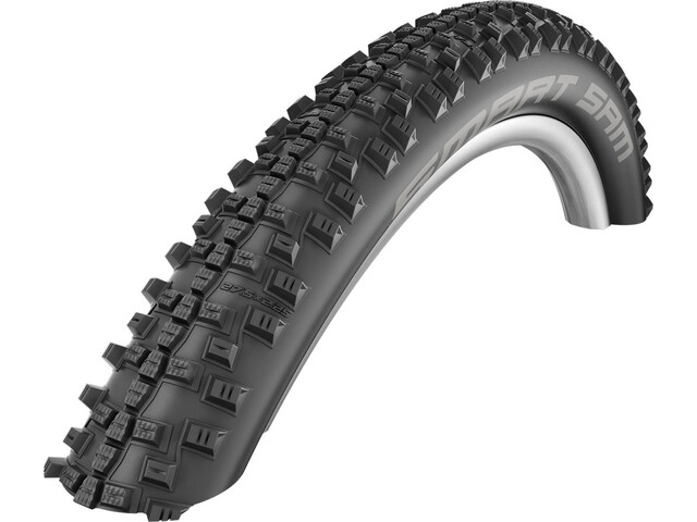"SCHWALBE Smart Sam Performance Cubierta Plegable DD RaceGuard E-50 Addix 29"", black"